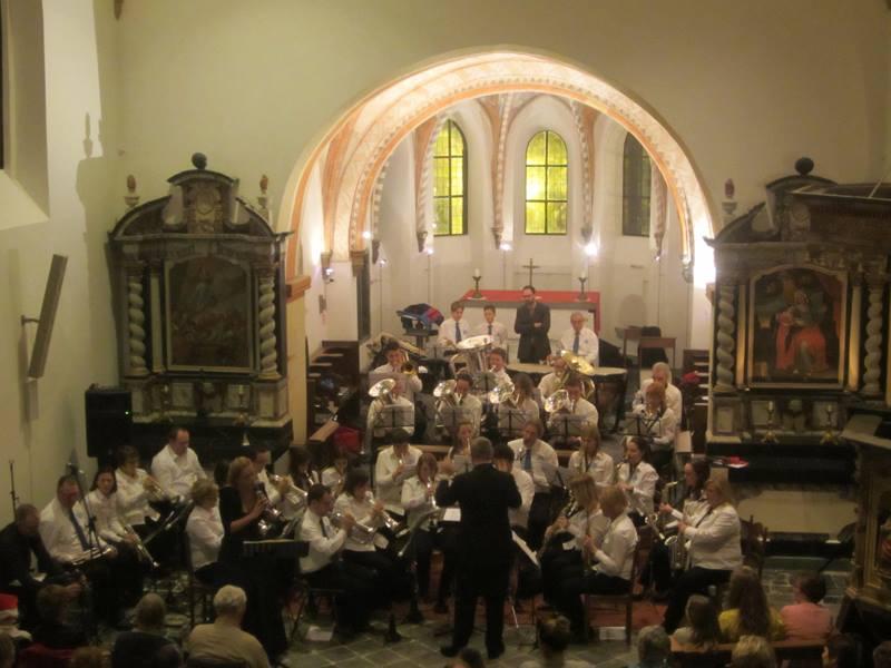concert salviuskerkje